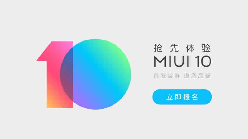 Download ROM MIUI 10 Xiaomi Redmi note 3 pro
