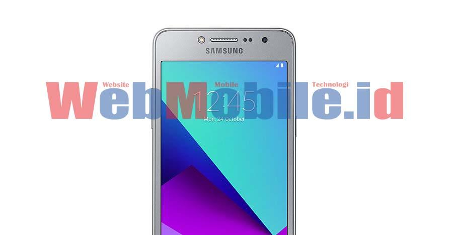 Cara Install TWRP dan ROOT Samsung J2 Prime (SM-G532G) Marshmallow