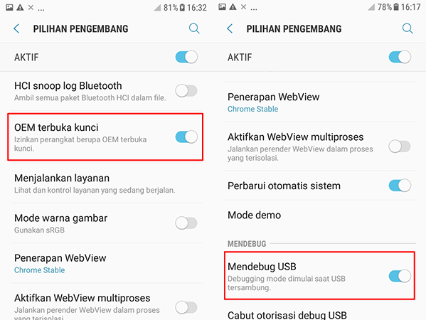 Cara Upgrade / Flash Samsung J3 Pro SM-J330G ke Oreo 8.0