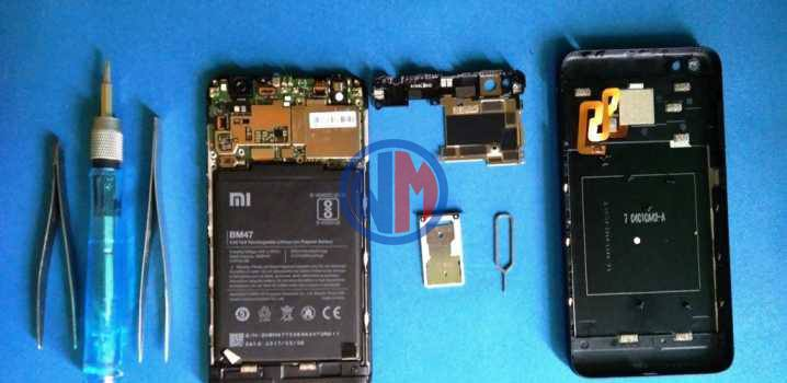 cara masuk mode edl emergency download xiaomi redmi 4x santoni test point